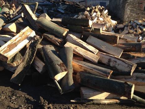 Prodej palivového dřeva V Ostravě a okolí