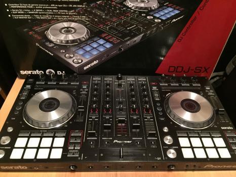 Pioneer DDJ SX DJ Controller...450€/ Pioneer DDJ SX2 Control