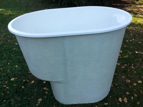 Prodám ochlazovací káď k sauně