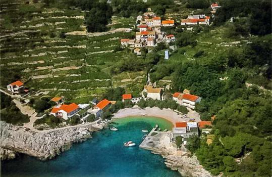 Dovolená v Chorvatsku u moře ubytování