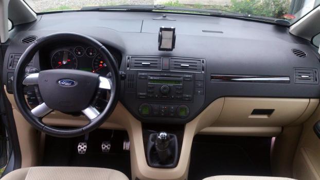 Ford Focus C-Max 1.8 Ghia,Digi klima,Tempomat