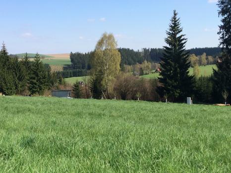 Prodej stavebního pozemku Vyskytná nad Jihlavou