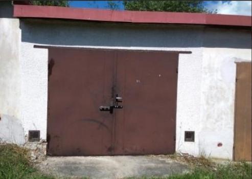 Prodej garáže Jihlava