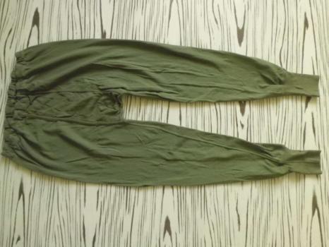 Podvlékací pánské pružné kalhoty - spodky. Město d670812eaa