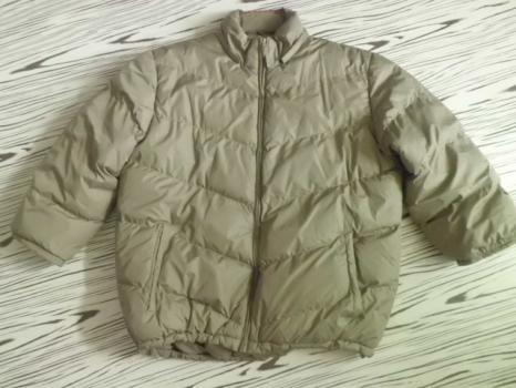 CHEROKEE pánská prošívaná zimní šedá bunda XXL