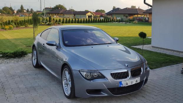 BMW 645ci, paket M6, 4398, 245kW, luxusní stav!!!