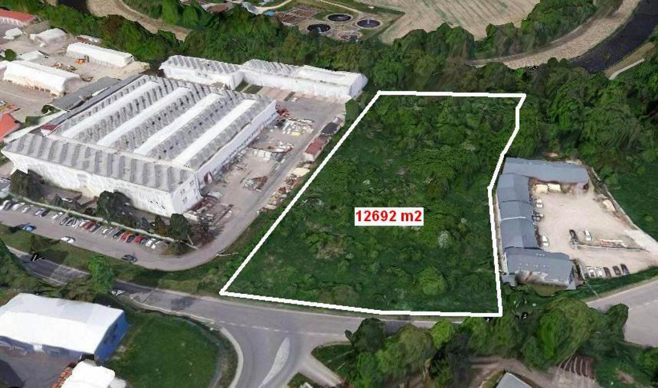 Prodej komerčního pozemku 12 692 m² Vrcovická, Písek
