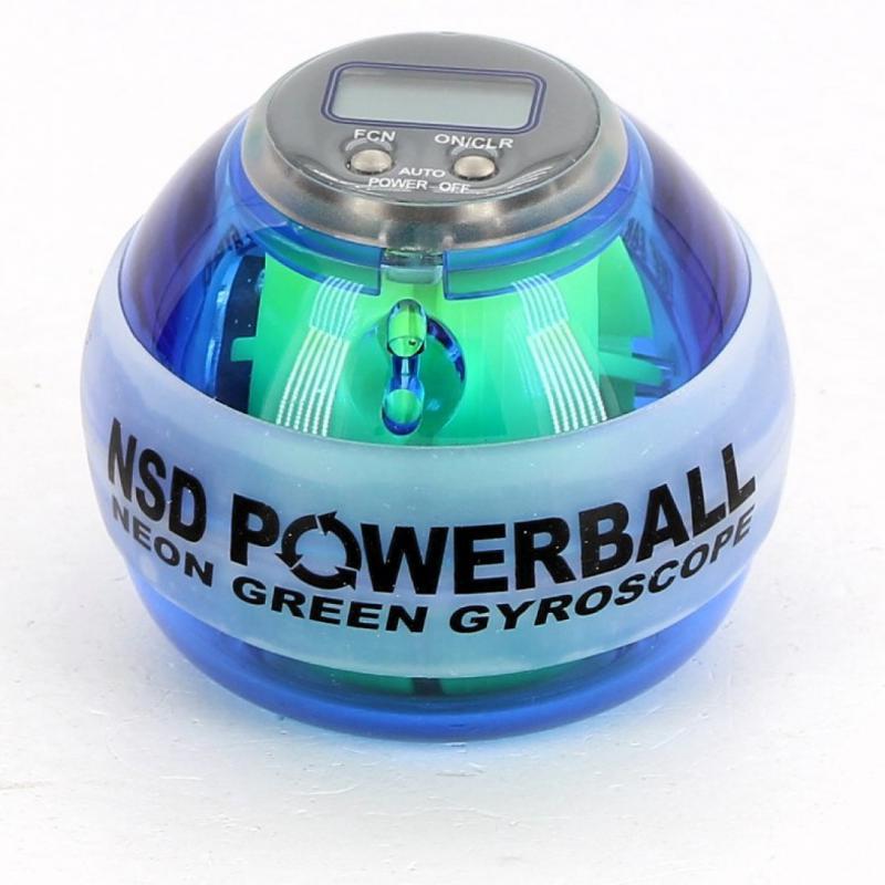 Powerball NSD Neon Green