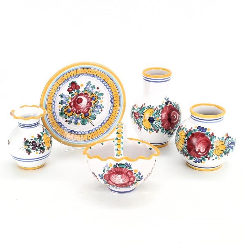 Porcelánové dekorace