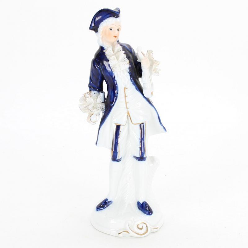 Porcelánová figurka