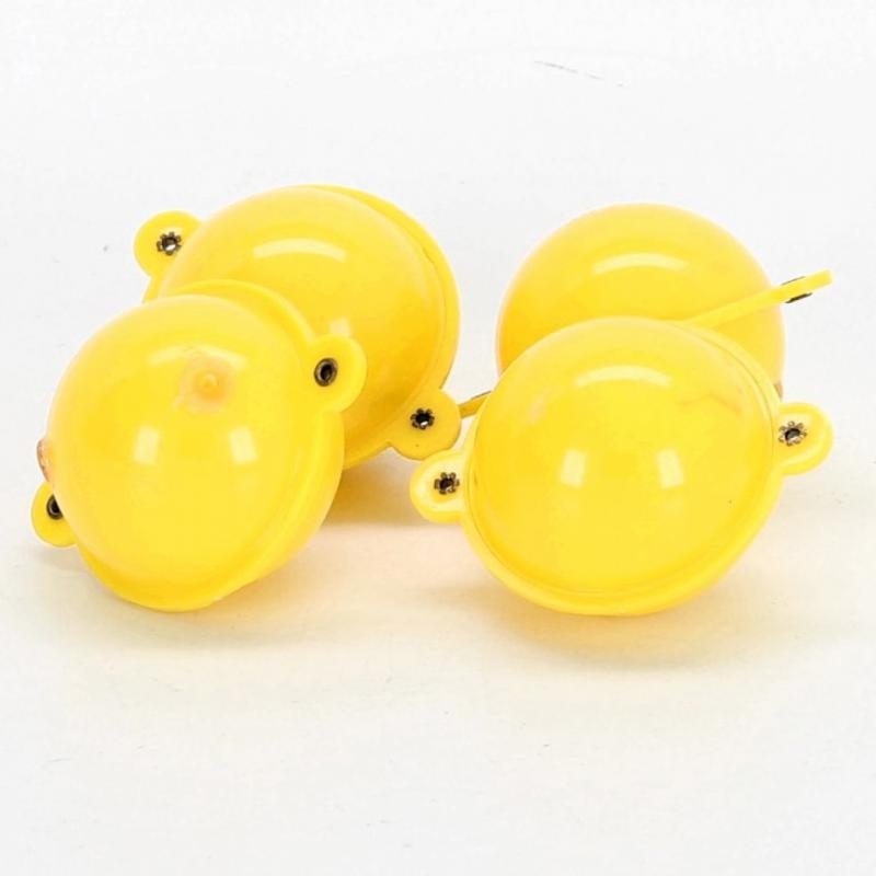 Plastové splávky žluté