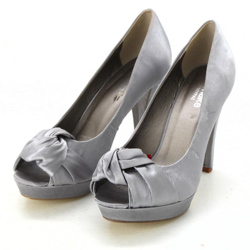 Dámské boty na podpatku Remake Marypaz
