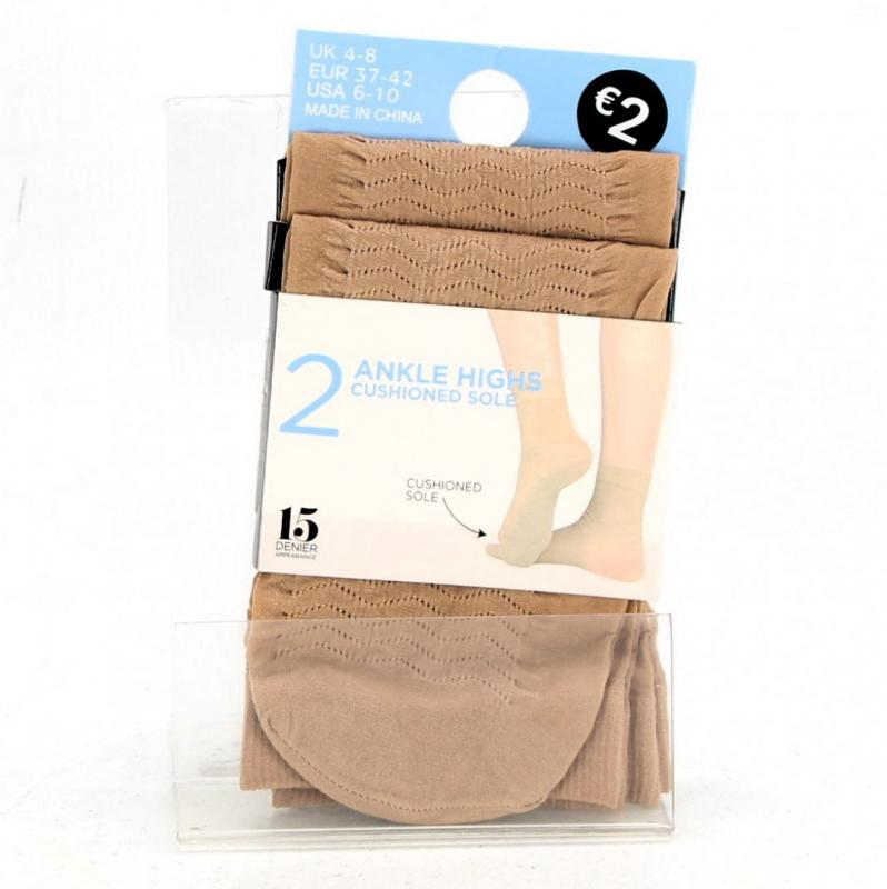 Silonové ponožky Primark