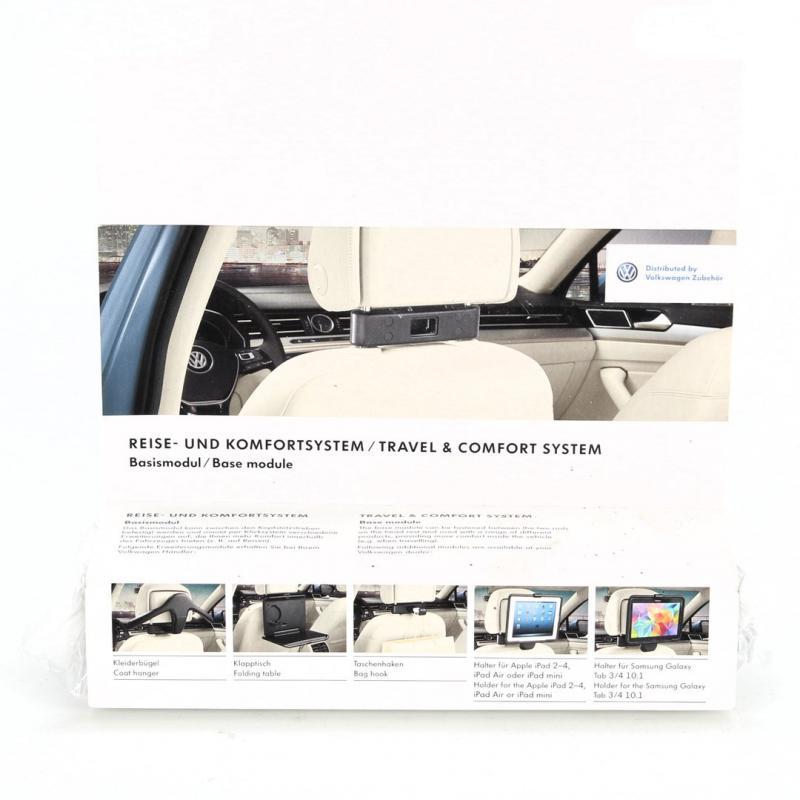 Volkswagen Travel and Comfort System