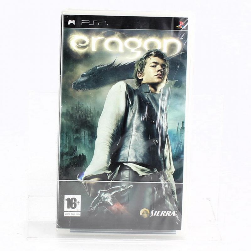 Hra pro PSP Eragon