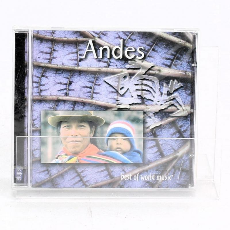 CD Best of world music: Ande