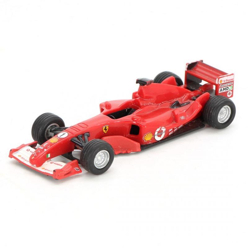Model formule Ferrari