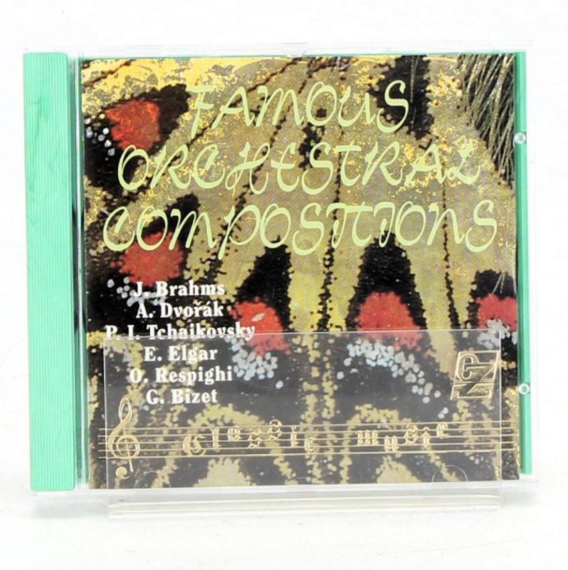 Hudební CD Famous orchestral