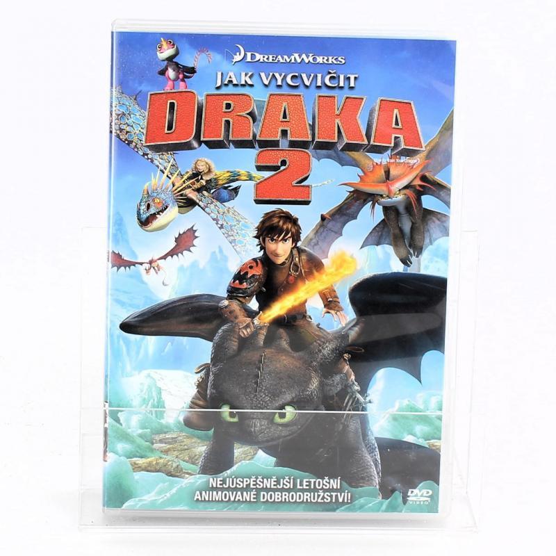 DVD film Jak vycvičit draka 2