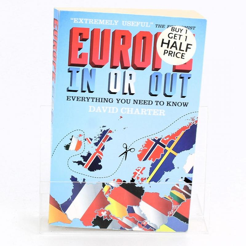Kniha Europe: In or out?