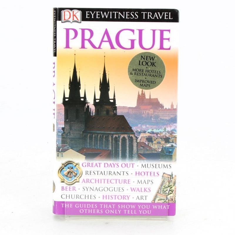 Kniha Prague