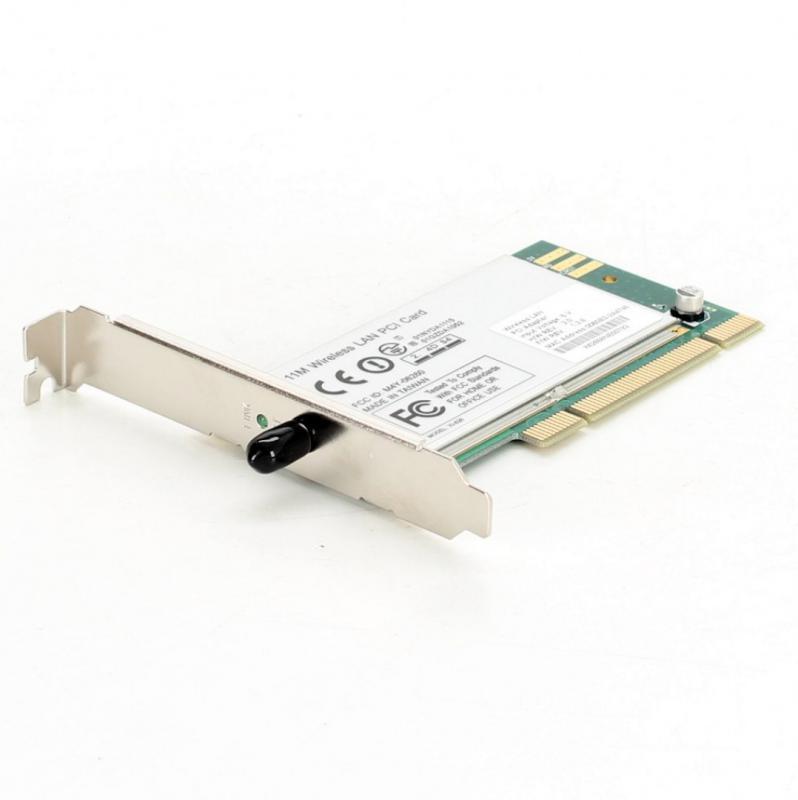 WiFi síťová karta Z-Com XI-626 PCI