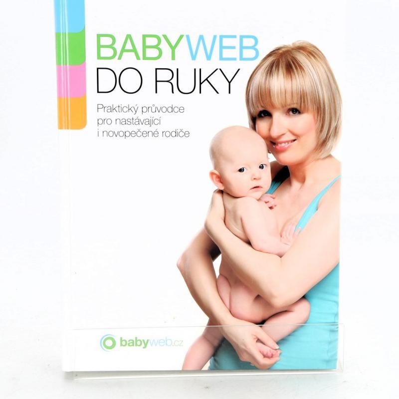 Kniha Babyweb do ruky