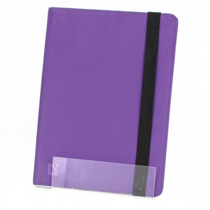 Pouzdro na tablet fialové
