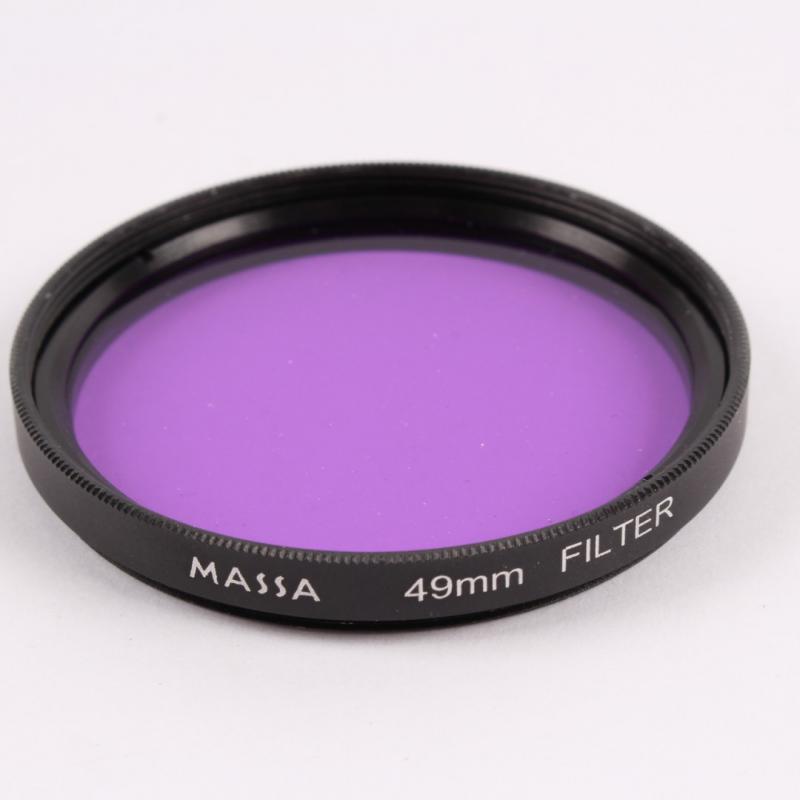 Massa 49 mm fialový