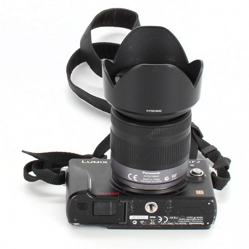 Panasonic DMC-GF2
