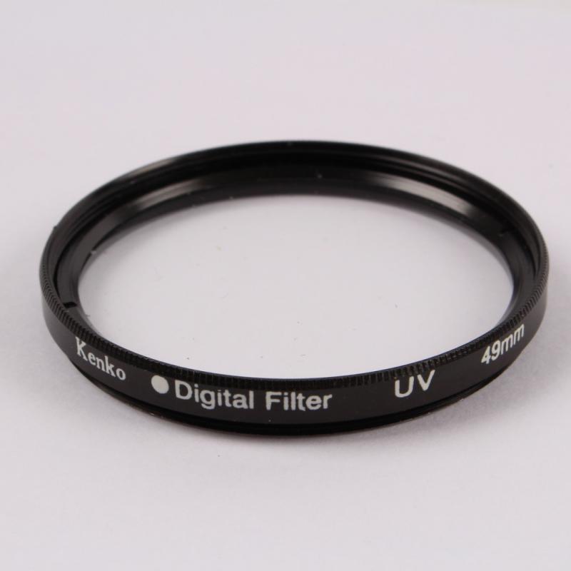 UV fitlr Kenko 49 mm