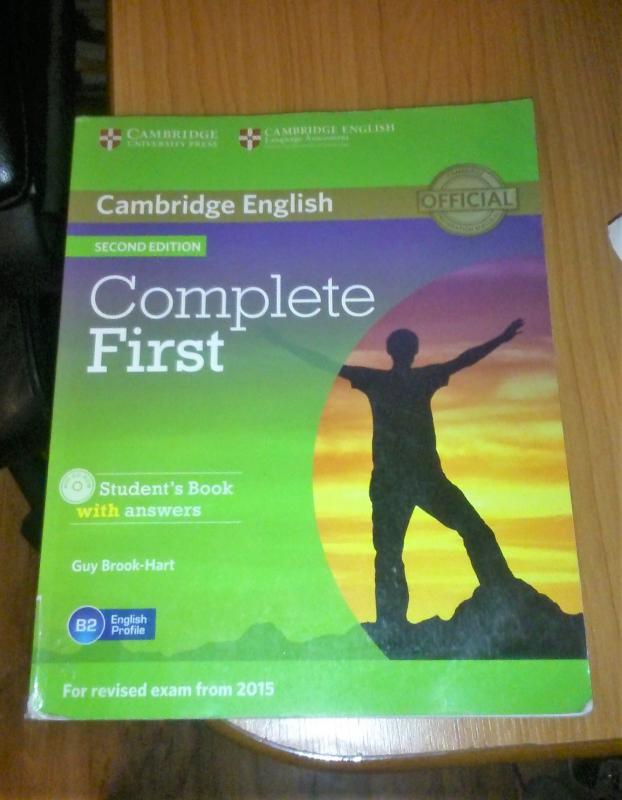 Complete First - Student´s Book