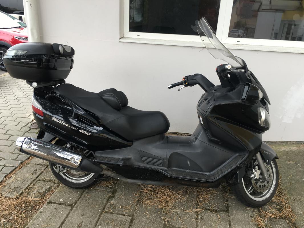 Suzuki Burgmann 650