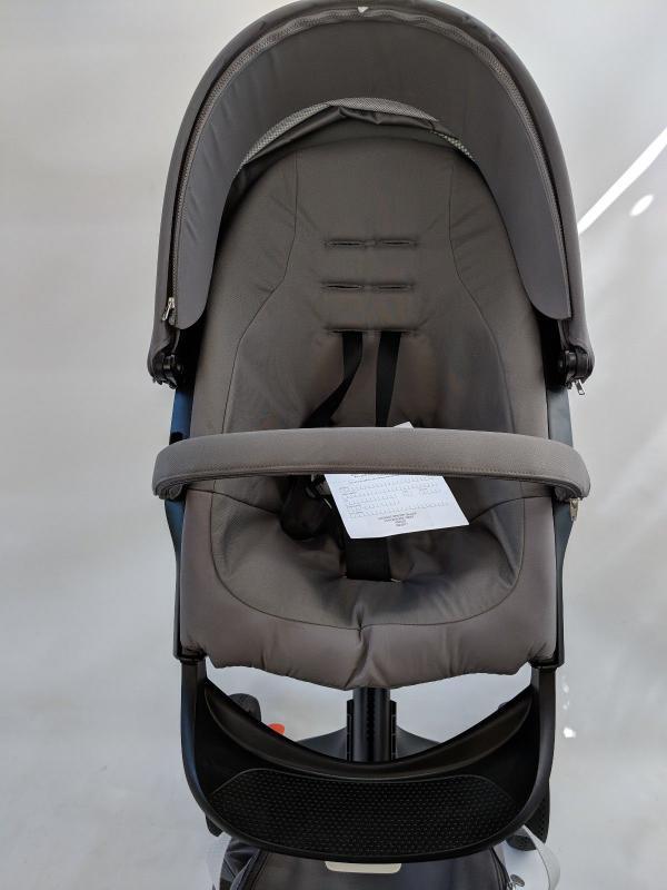 nový Stokke Xplory V5 kočárek athleisure Grey Limited Editio