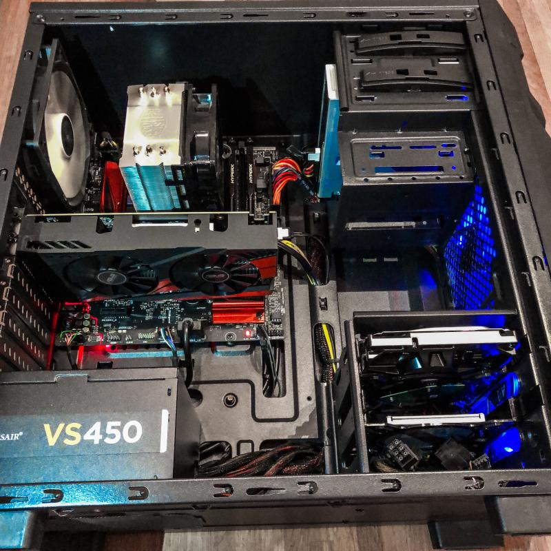 Herní PC Alza GameBox Neo GTX1050+
