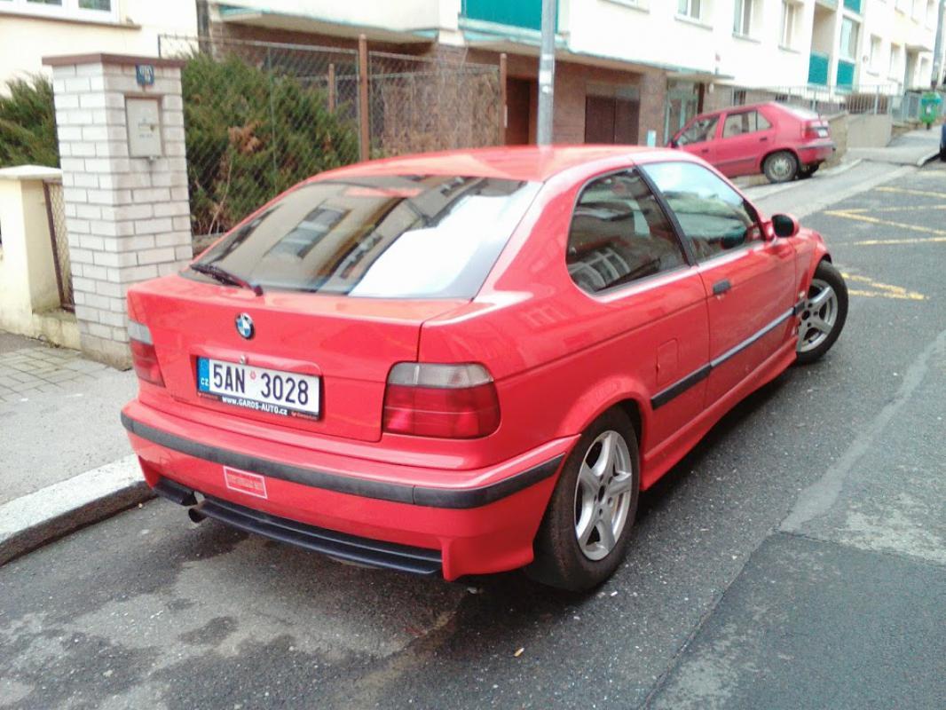 Prodám BMW