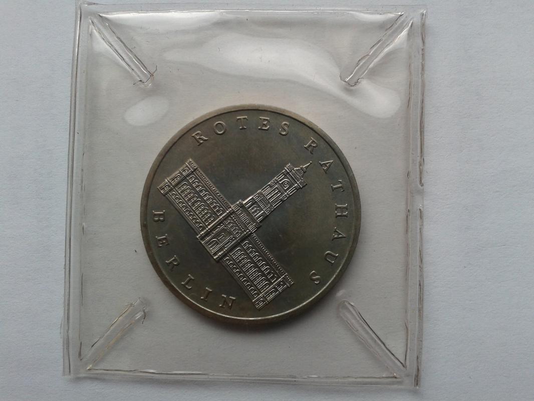 5 Mark 1987 - 750. výročí Berlína