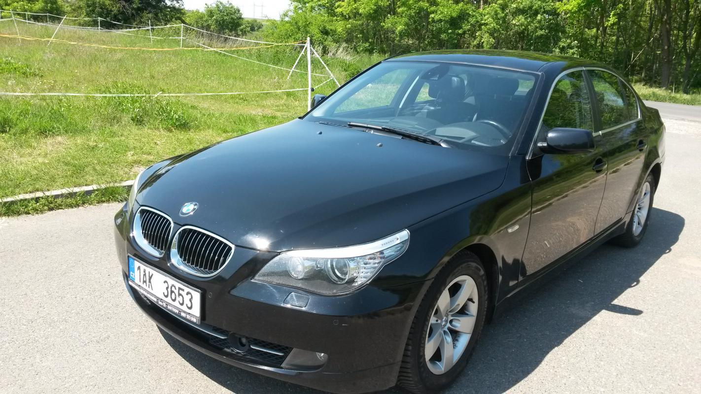 BMW 525. E60 / 3.0 D - 145kw. facelift