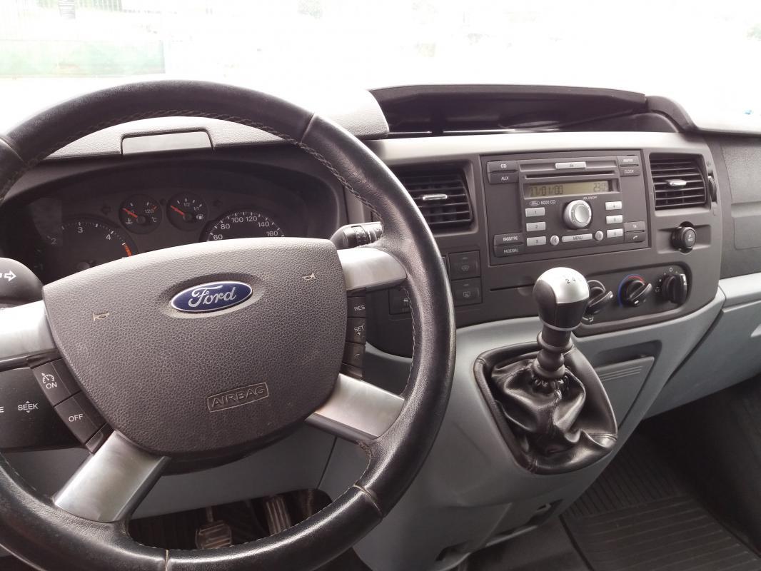 Ford Transit 2,2TDCI 85Kw 9míst+Klim
