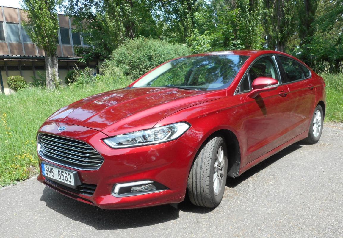 Ford Mondeo 1.5 Ecoboost (2016, 28.800 km