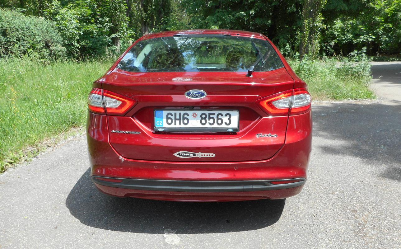Ford Mondeo 1.5 (2016, 28.800 km