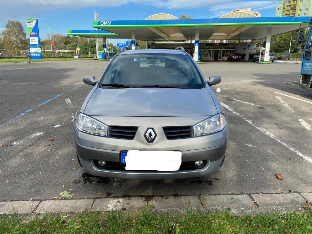 Prodám auto Renault Megane