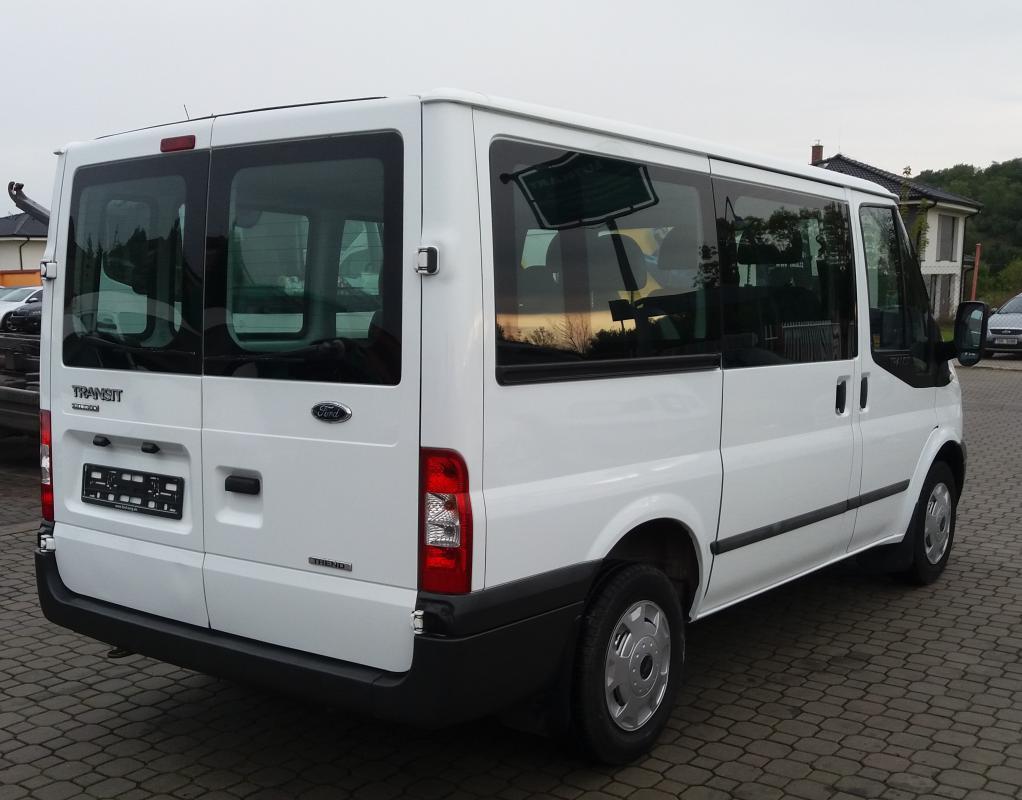 Ford Transit 2,2TDCI 85Kw 9míst+Klima