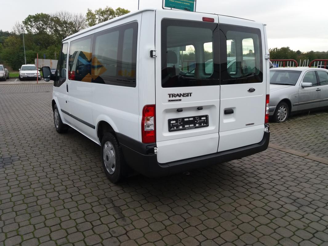Ford Transit.74 kw.2.2 TDCi,9.Míst,BUS,Klima.Euro 5.