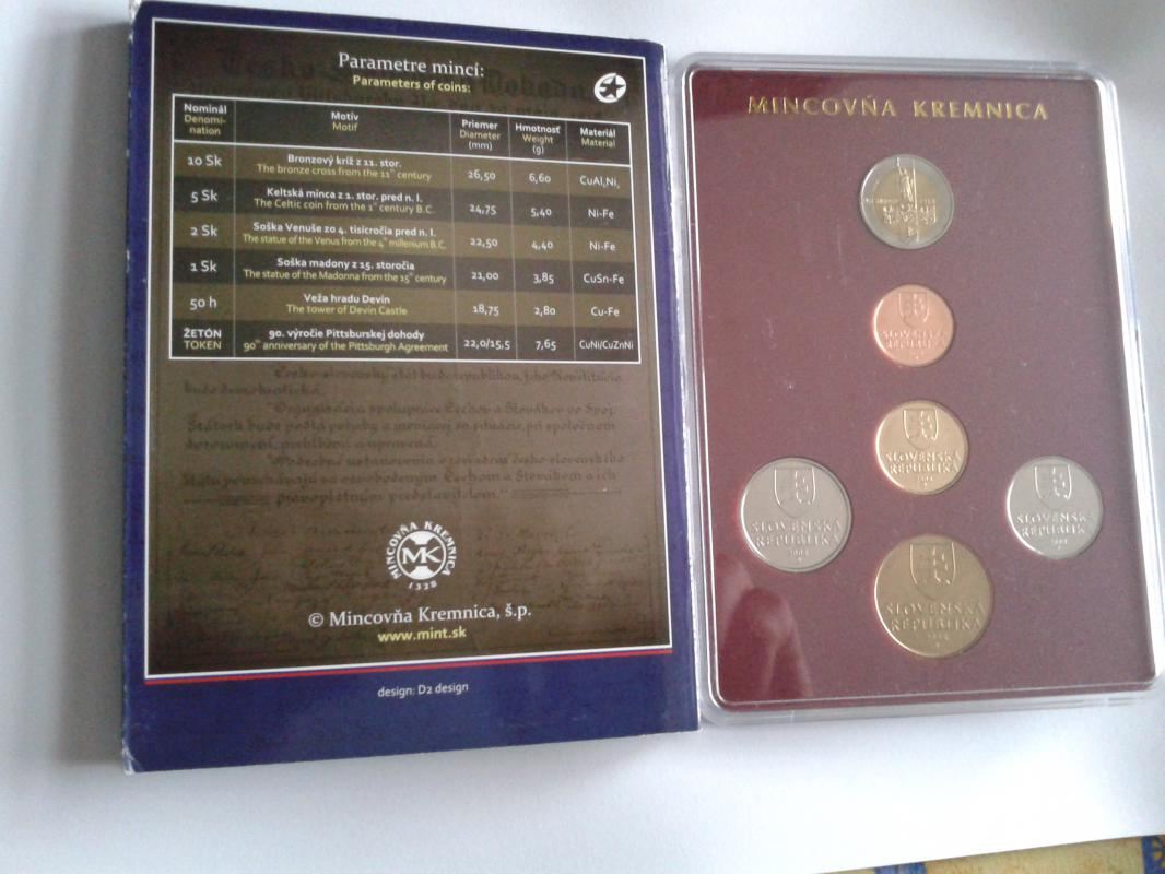 sada SR 2008 Pittsburská dohoda