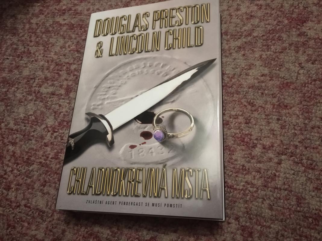 Douglas Preston, Lincoln Child - Chladnokrevná msta