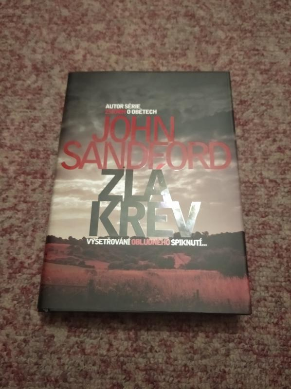 John Sandford - Zlá krev